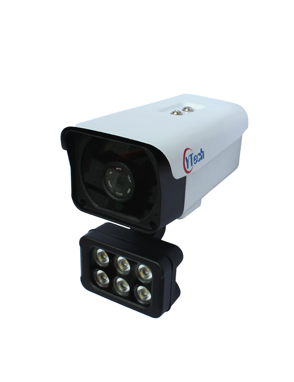 BK6 Series White Light Waterpoof IP Cameras