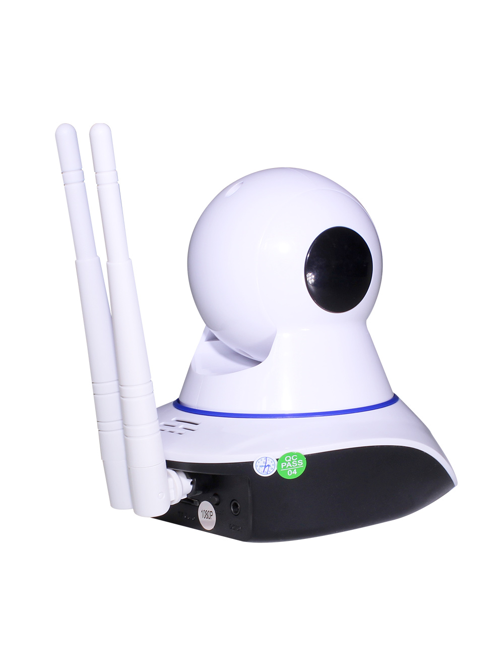 15M IR 2.0M Pixels HD Wireless Wifi Intdoor Robot IP Camera