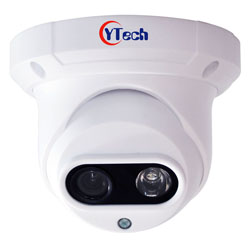 Indoor 20M IR 1.0M Pixel HD AHD Dome Camera
