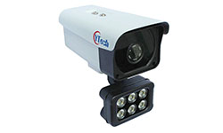 4.0M Pixels IR  WaterProof Network camera