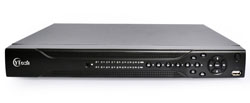 8 series Double HDD H.265 NVR