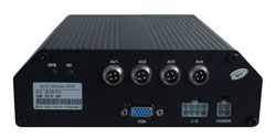 67 Series 4ch AHD HDD Mobile DVR