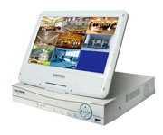 5 series 10.1 Inch LCD Combo AHD HVR