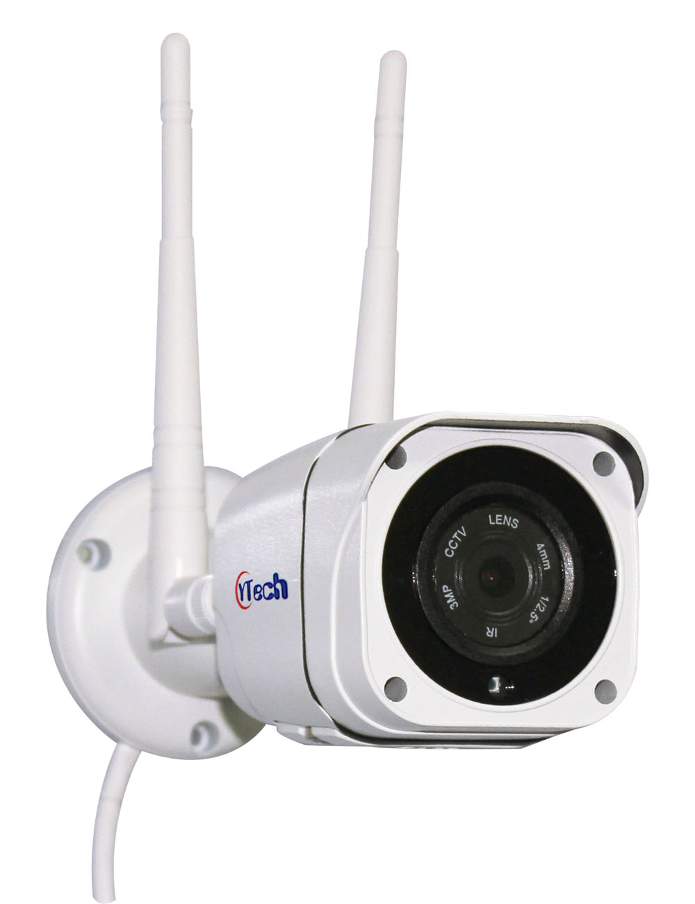 BB6 Series IR Waterproof 4G IP Cameras